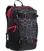 Wms Riders Pk 23L Queen La Cheetah