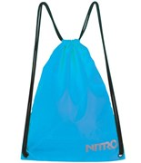 NITRO batoh Sports Sack Acid Blue