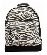 Canvas Zebra Black/White