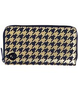 MI-PAC peněženka Zip Purse  Houndstooth Navy/Gold