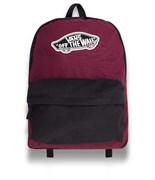 Realm Backpack Black/Port Ro