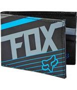 FOX peněženka Solvent Black