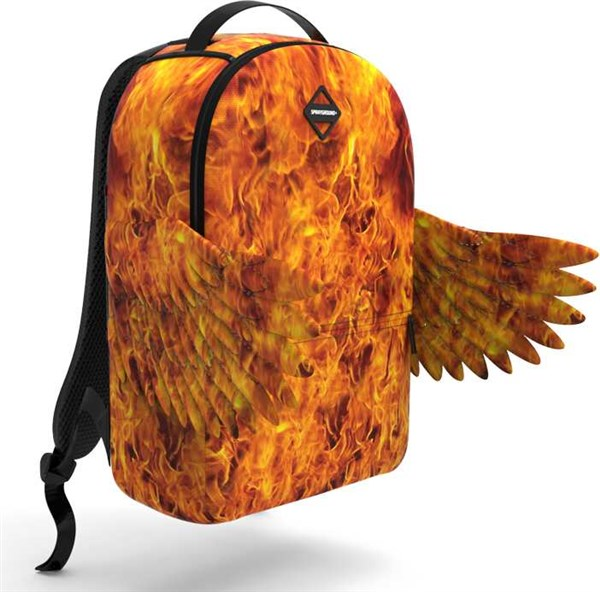 Hades Backpack Wing