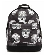 MI-PAC batoh Skulls Black