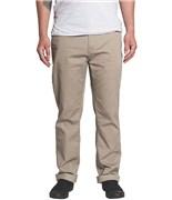 KREW kalhoty Klassic Chino Dark Khaki