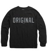 KREW mikina Original Black