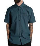 KREW košile Winston Dark Teal