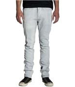 KREW kalhoty K Slim White Static