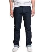 KREW kalhoty K Slim Dark Blue