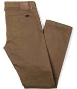 BRIXTON kalhoty Reserve 5-Pckt Dark Khaki