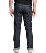 KREW kalhoty K Slim Raw Blue