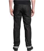 KREW kalhoty K Standard Black Rinse