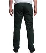 KREW kalhoty K Slim Chino Spruce