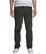 KREW kalhoty K Slim 5 Pocket Carbon