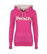 BENCH mikina Yohstar Bright Pink