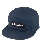 SUPRA kšiltovka Mark Patch Snap Navy