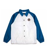 BRIXTON bunda Rival Jacket Royal/White
