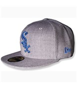 NEW ERA kšiltovka Seasonal Cont Mlb Chiwhi Heather/Blu