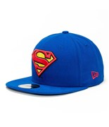 NEW ERA kšiltovka Char Basic Superman 13D14 Blue/Red/Yello