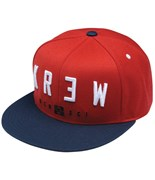 KREW kšiltovka Encore Navy/Red