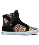 SUPRA boty Skytop High Cheetah/Black-White