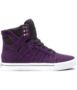 SUPRA boty Skytop Purple/Black
