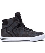SUPRA boty Vaider Night Camo/White