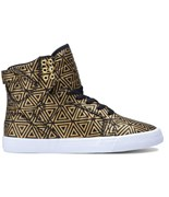 SUPRA boty Women Gold/Black