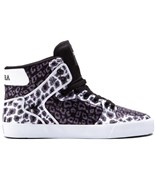 SUPRA boty Women-Vaider Black/Animal