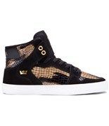 SUPRA boty Women-Vaider Black/Gold
