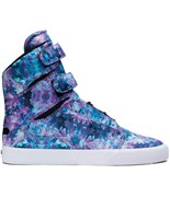 SUPRA boty Women-Society Ii Floral