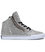 SUPRA boty Women White/Pattern