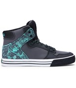 SUPRA boty High Vaider Grey/Green