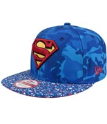 NEW ERA kšiltovka 950 Camo Speckle Superman