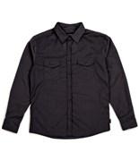 BRIXTON košile Wayne Washed Black