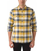 VANS košile Alameda Navy/Mustard