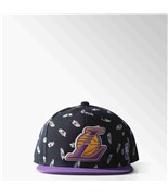 ADIDAS kšiltovka Nba Sbc Lakers Black/Pant