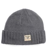 DIAMOND kulich City Cuff Beanie Heather